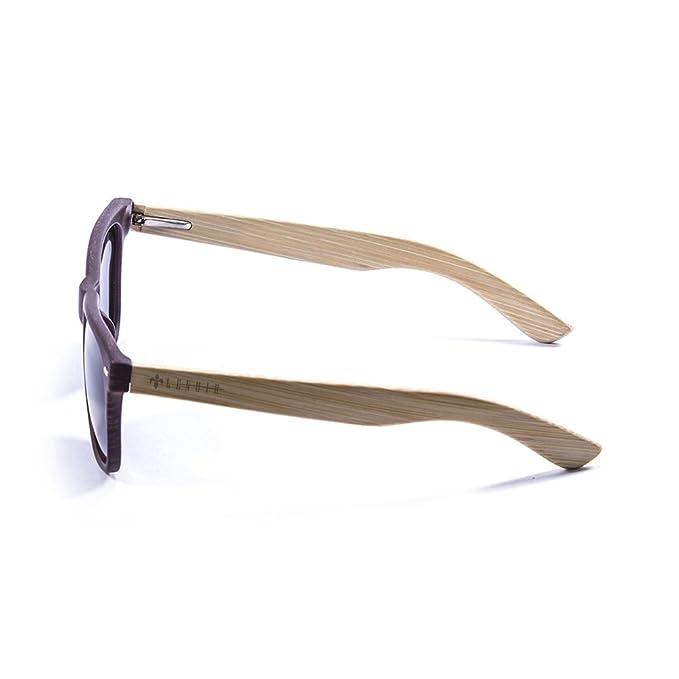 Lenoir Eyewear LE50000.2 Lunette de Soleil Mixte Adulte, Marron