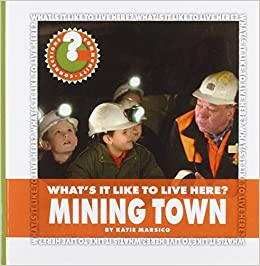 Book What's It Like to Live Here? Mining Town (Community Connections: What's It Like to Live Here?)