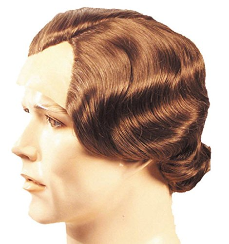 Lacey Wigs Receding Hairline Lt Ches Brn]()