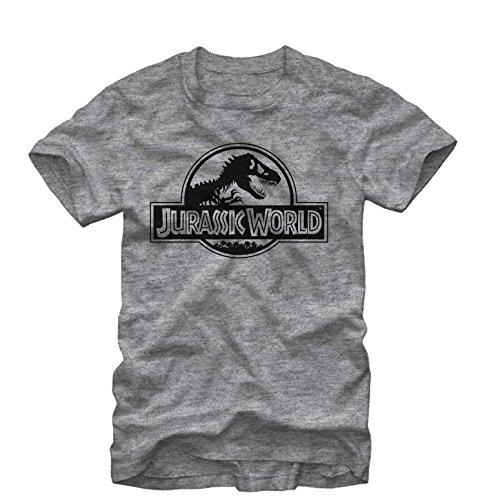 Jurassic World Simple Graphic Shirt