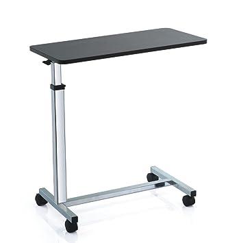 Ordinaire Table De Lit Avec Roulettes   Ideal Pour Canape Lit