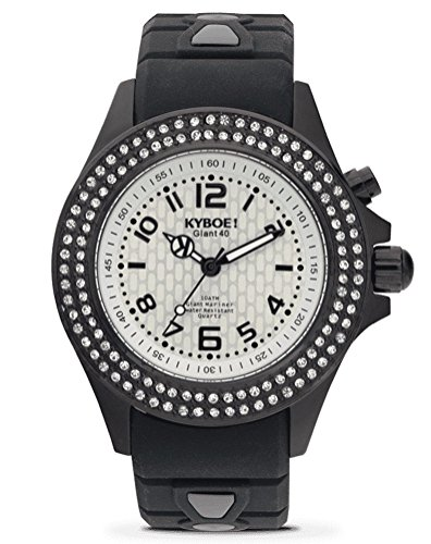 KYBOE! RADIANT SPOT LIGHT SW.40-004.15 Ladies Crystal LED Watch