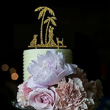 Amazon De Hochzeit Tortenaufsatz Braut Und Brautigam Baum Hochzeit