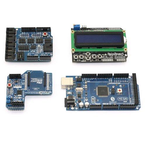 SainSmart ATmega2560 Sensor Shield Arduino