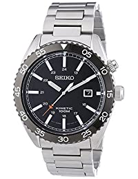 Seiko Kinetic SKA617P1 Mens Wristwatch With kinetic movement