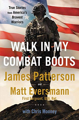 Book Cover: Walk in My Combat Boots: True Stories from America's Bravest Warriors