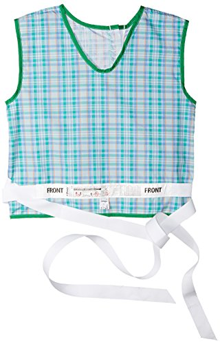 (Posey 3050M Safety Vest, Poly/Cotton, Medium)