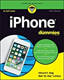 iPhone For Dummies (For Dummies (Lifestyle))