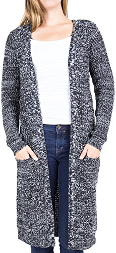 ragstock-womens-long-knit-open-pocket-cardigan-melange-1403-large