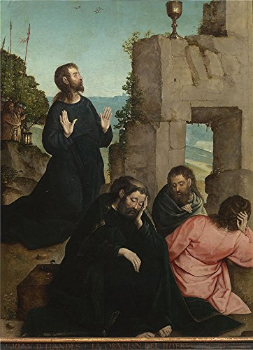 Students Costume Twin Towers ('Flandes Juan De La Oracion Del Huerto 1514 19 ' Oil Painting, 8 X 11 Inch / 20 X 28 Cm ,printed On High Quality Polyster Canvas ,this Replica Art)