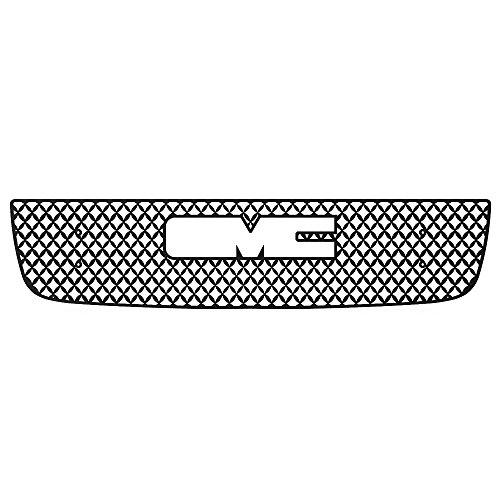 03 sierra chrome mesh grill - 7