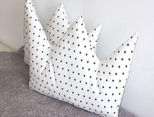 Crown Shaped Cushion, Kids Room ...