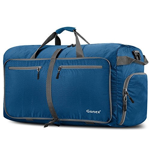 Gonex 100L Packable Travel Duffle Bag, Extra Large Luggage Duffel 9 Color Choices – DiZiSports Store