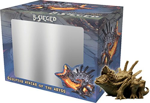 Cool Mini or Not B-SIEGED: Sculpted Avatar of The Abyss