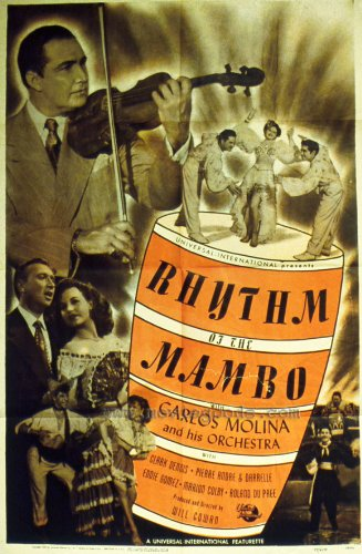 rhythm-of-the-mambo-poster-movie-27x40