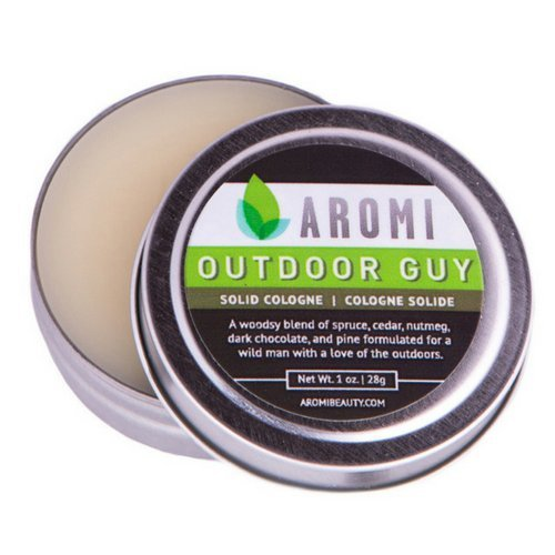 Outdoor Guy Solid Cologne by Aromi