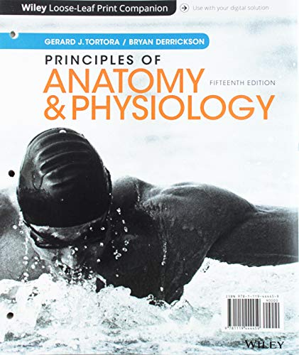 Principles of Anatomy & Physiology + Wiley E-Text