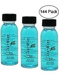 AMENITIES DEPOT 144 Bottles per Case,1 Fl Ounce/30ml...