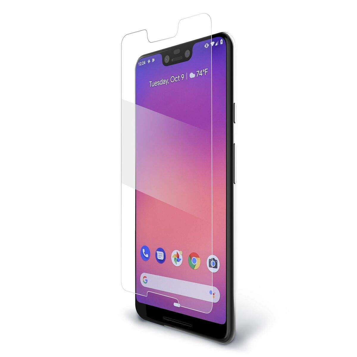 Pure 2 Glass Screen Protector for Google Pixel 3 XL