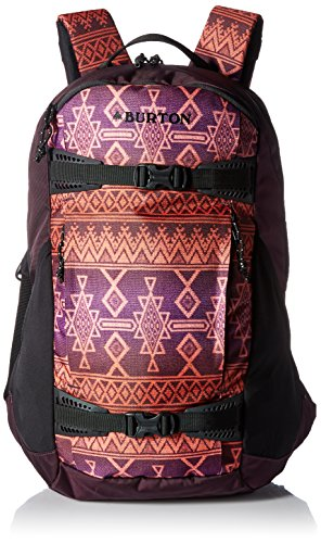 Burton Womens Belt (Burton Women's Day Hiker Backpack 25L, Starling Mojave Print, One Size)