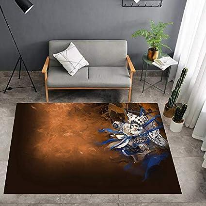 Amazon De Yan Teppich Kreative Anime Wohnzimmer Schlafzimmer Korridor Dekoration Schalldicht