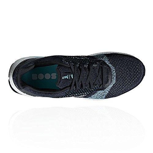 adidas Ultraboost St M, Scarpe Running Uomo Blu (Legend Ink F17/Clear Mint F18/Hi-res Aqua F18)