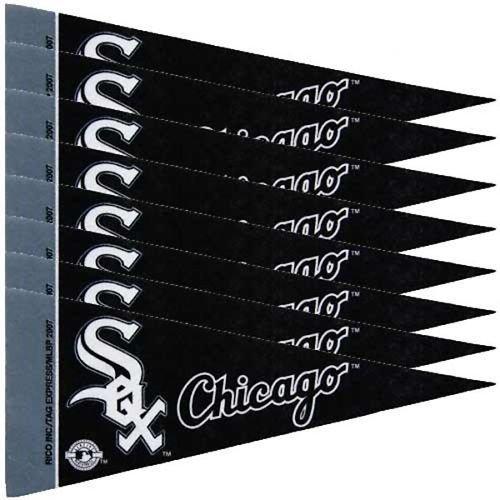 Rico Chicago White Sox MLB Mini Pennant Set (8)   B006FCUPW0, トモエモン e465c37d