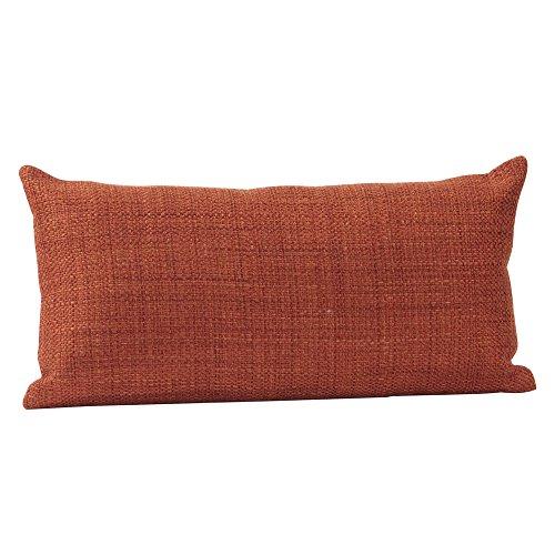 4-286 Kidney Pillow, 11 x 22 , Mink Black