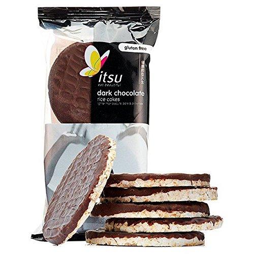 - Itsu Dark Chocolate Rice Cakes 100g