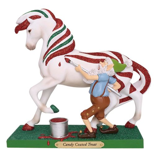 Enesco Trail of Painted Ponies Candy Coated Treat Resin Figurine 7.5 inches (Pony Treats)