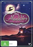 The Complete Aladdin Collection (Aladdin + The Return of Jafar + Aladdin and the King of Thieves) DVD