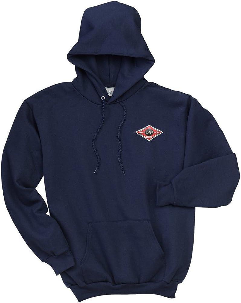 69 Texas and Pacific Railway Pullover Hoodie Sweatshirt