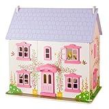 Bigjigs Toys JT101 Heritage Playset Rose Cottage, Baby & Kids Zone