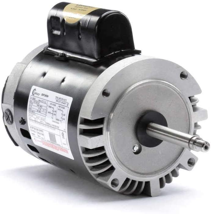 3/4hp 3450 RPM 115/230V 56CZ Letro Pool Cleaner Motor Century # B668