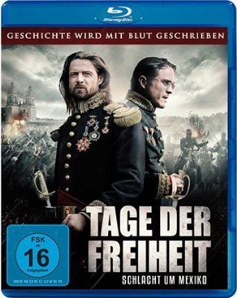 Cinco De Mayo: The Battle (2013) ( Cinco de Mayo: La batalla ) [ Blu-Ray, Reg.A/B/C Import - Germany ]