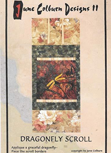 Dragonfly Scroll June Colburn Designs