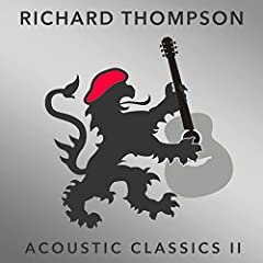 Richard Thompson Meet On The Ledge cover