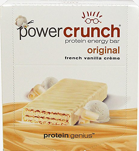 Bionutritional Research Group Power Crunch Power Crunch French Vanilla Cream-12 ()