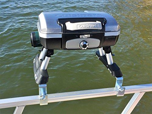 pontoon boat grill