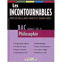 Bac Philosophie L-ES-S