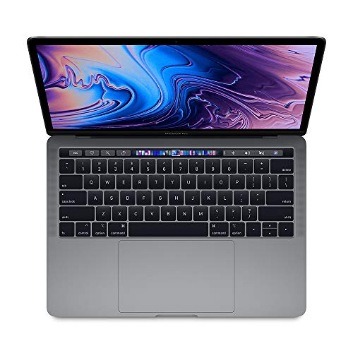 Apple MacBook Pro 13-inch Z0WQ0003L (Upgraded from MV962LL/A): 2.8GHz Quad-core 8th-Gen Core i7, 512GB, 16GB RAM - Space Gray (Mid 2019)