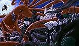 Naruto First Hokage VS Madara Playmat by SuppliesInc.eps