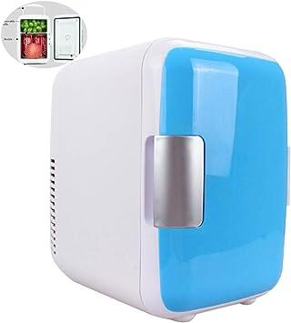 XIAOSD Refrigerador para Autos De 4 litros, Mini Congelador ...