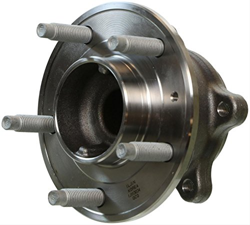 Detroit Axle Rear Complete Wheel Hub & Bearing Assembly Driver or Passenger Side for 2010-2016 Chevy Cruze 15