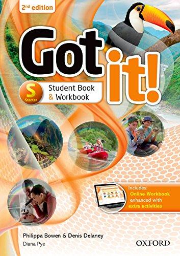 Got It! - Starter Level. Student's Book. Pack (+ Digital Workbook)