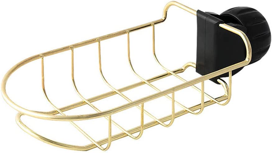 Mioloe Jabonera Porta barra de tela de esponja para ba/ño Ducha Tina Fregadero de la cocina Cesta colgante