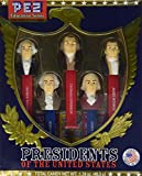 Presidential Pez Best Deals - Presidents of the USA PEZ Candy Dispensers: Volume 1 - 1789-1825