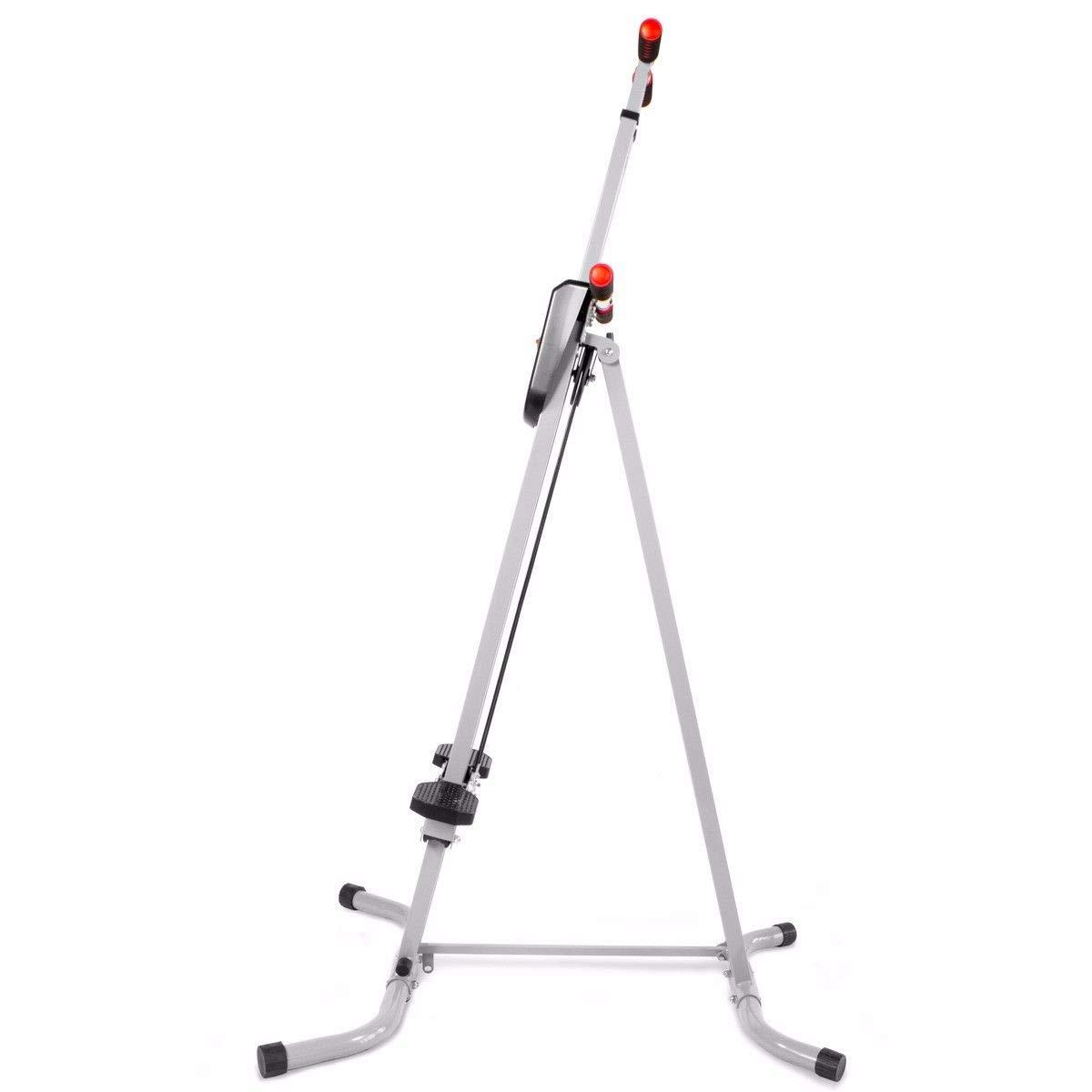 XtremepowerUS Vertical Climber Fitness Cardio Exercise Machine by XtremepowerUS (Image #5)
