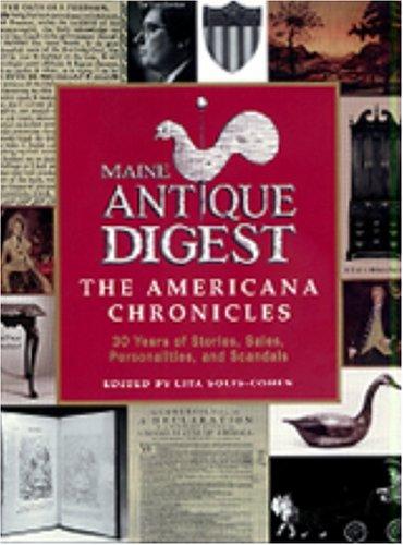Maine Antique Digest