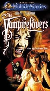 The Vampire Lovers [VHS]